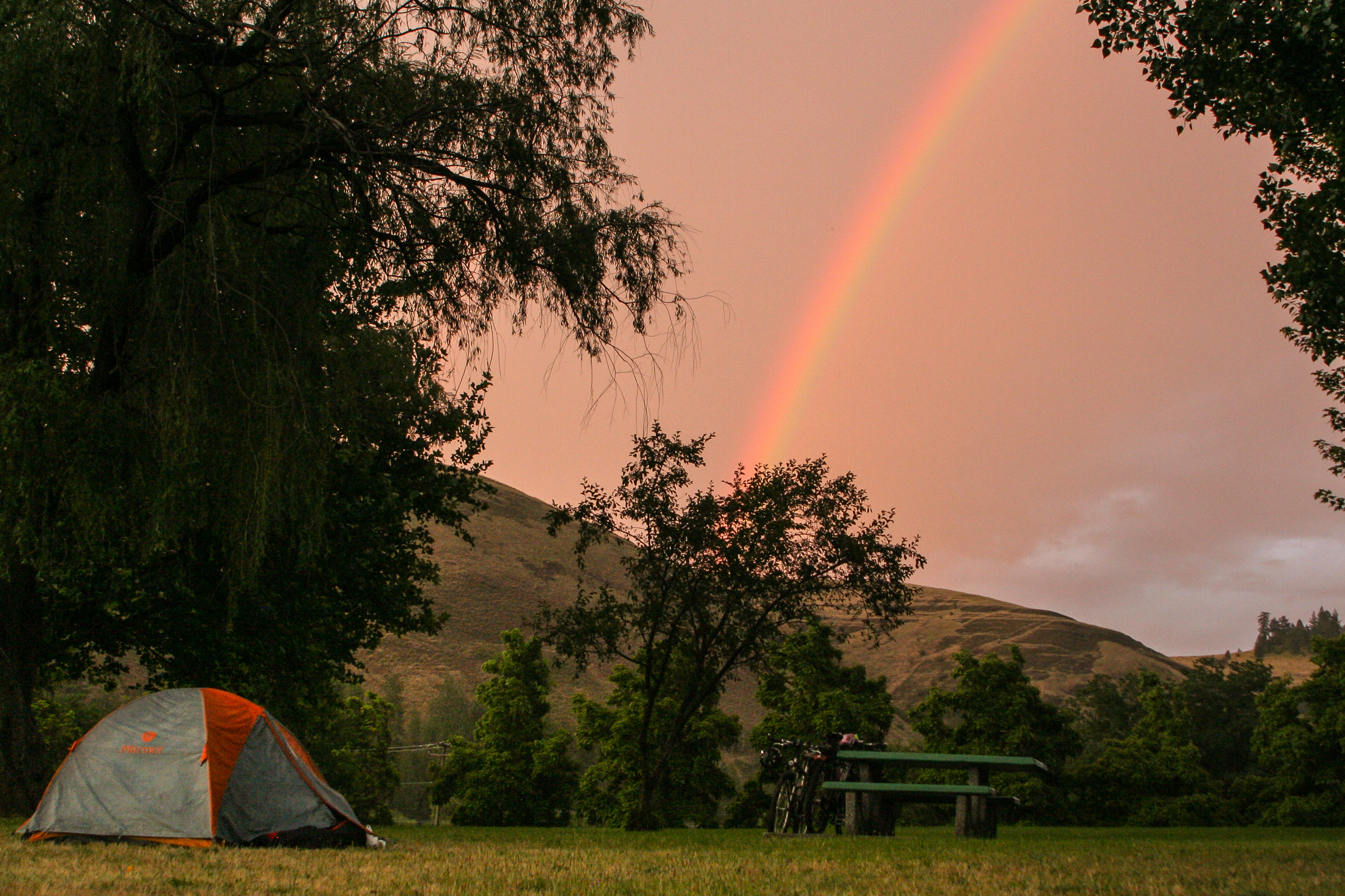 free camping in America