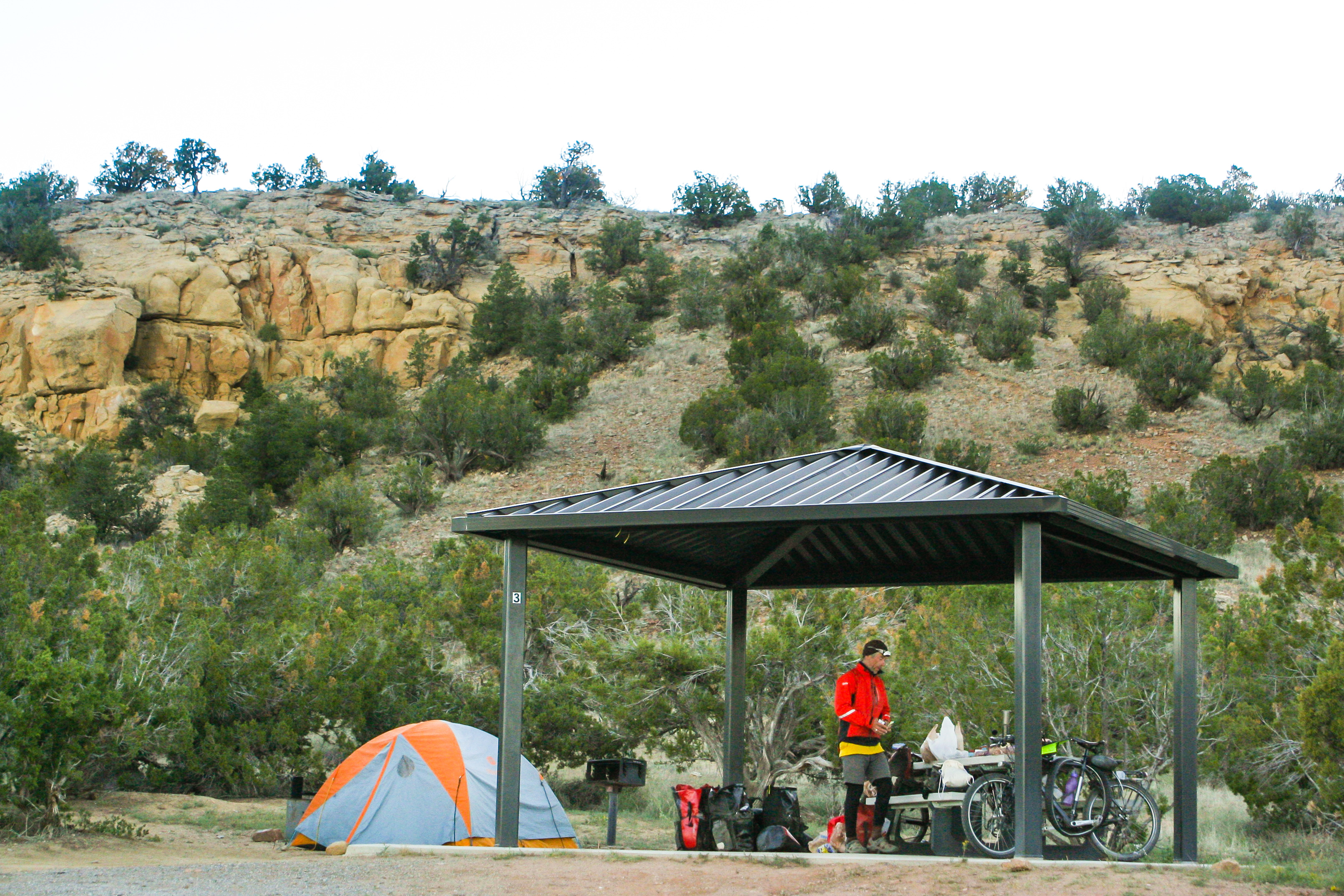 free camping in New Mexico